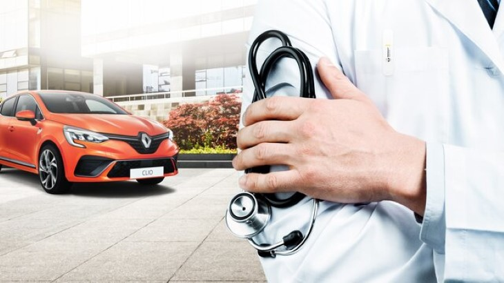 Additional 15% DISCOUNT for healthcare professionals from Procar Çorlu and Tekirdağ Rent a Car ... %>